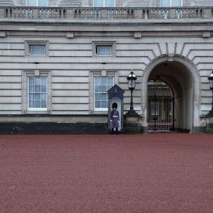 白金汉宫旅游景点攻略图
