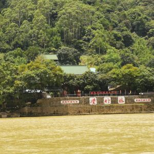 北江小三峡旅游景点攻略图