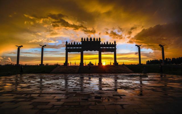 京北草原天路上唯一4A级景区,曾是成吉思汗行宫,还是避暑胜地