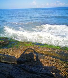 [惠东游记图片] 日出日落,长长的海,悠悠的歌! 盐州岛-双月湾亲子游