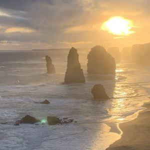 十二门徒岩旅游景点攻略图