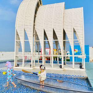 辽东湾金帛滩旅游区旅游景点攻略图