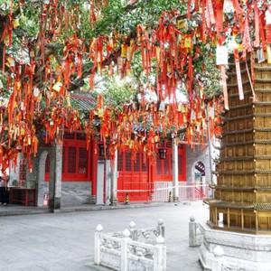 云浮游记图文-新年祈福之旅丨车程两小时尽享禅意之城,开启一整年的好运气
