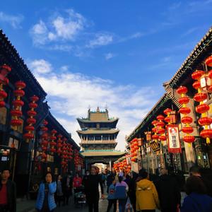 祁县游记图文-中国四大古城你来过几个?民间故宫你又知道多少?