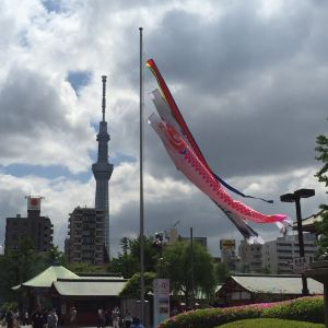 东京晴空塔旅游景点攻略图