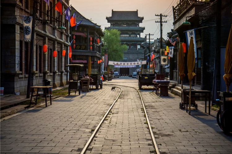 Guandong Movie City1