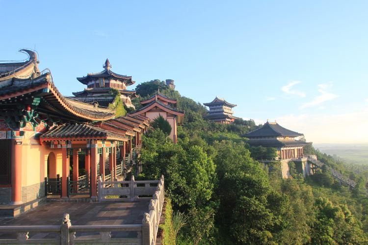 Wenbi Peak1