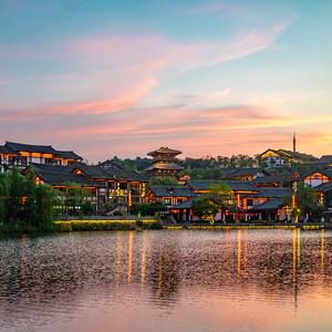 常州游记图文-游园悟道,带娃去茅山,快乐又养生的假期