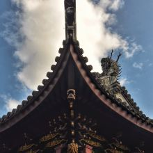 慈城古镇图片