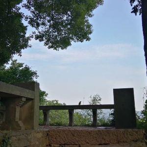 孤山旅游景点攻略图