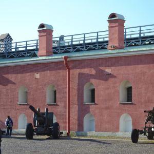 彼得保罗要塞旅游景点攻略图