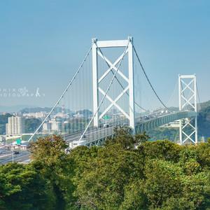 北九州游记图文-【嗨!山口!】潮风微拂-关门海峡