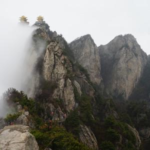 信阳游记图文-背包独行皖、鲁、豫、陕。