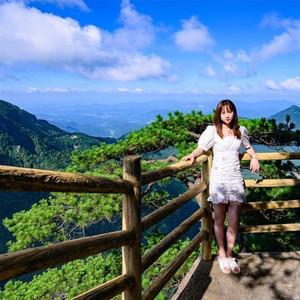 宜春游记图文-泡完温泉去登明月山,在江西宜春休闲避暑