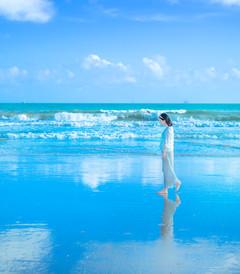 [海南游记图片] 孕期旅行|一个身体两颗心跳,带你去天之涯海之角,邂逅网红却又安静的三亚