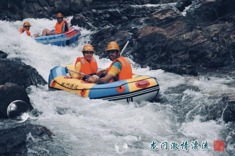 Qiandao (Thousand Island) Lake - Longmen (Dragon's Gate) Canyon Drifting2