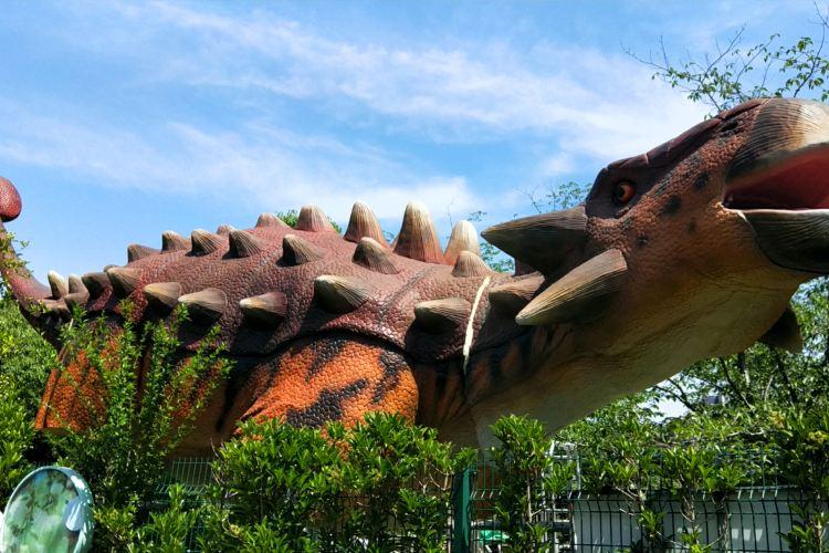 上海顧村恐龍園1