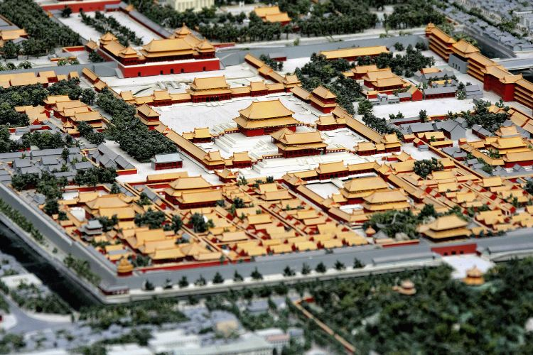 Beijing Urban Planning Exhibition Hall2