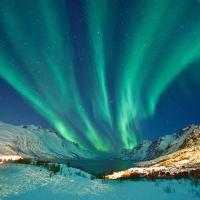 挪威北部图片