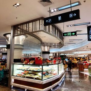 东方商厦(徐汇)旅游景点攻略图