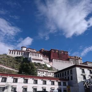 拉萨游记图文-二十天 二万里 自驾游西藏(四)——布达拉宫~大昭寺~八廓街~小昭寺