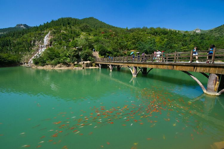 Huanghua Creek3