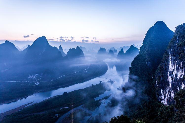 桂林貓兒山4