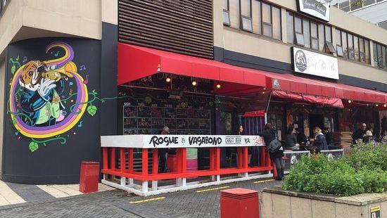 Rogue and Vagabond Craft Beer Bar