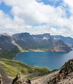 [长白山北坡游记图片] 夏天旅游,南方人的避暑胜地,东北第一山长白山,北坡西坡美景呈现