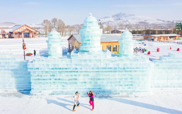 带你感受冰与火的二重奏|中国马镇冰火节游玩攻略