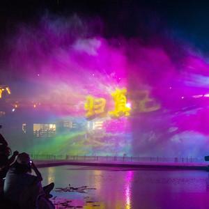 上饶游记图文-上饶葛仙村太好玩,浓浓汉唐风加传统文化,还有丰富又精彩的夜游景观