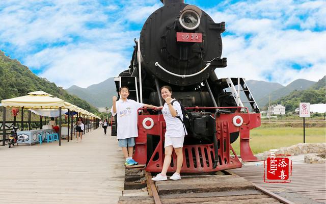 【亲子旅行】南洞艺谷,浙江舟山的美丽乡村|仙踪林、户外营地、民宿、海鲜…