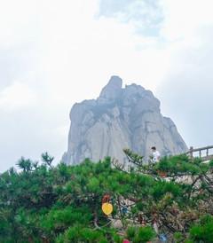 [天柱山游记图片] 天柱山|江淮第一山,《琉璃》取景地,请收下它的名片