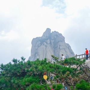 天柱山游记图文-天柱山|江淮第一山,《琉璃》取景地,请收下它的名片