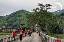去福建海拔最高的山村里走红军路线,吃红军菜,忆当年