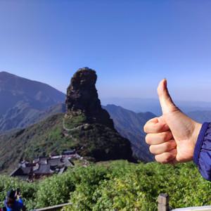 铜仁游记图文-自驾:从广东一路玩到梵净山