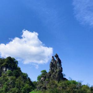 石海洞乡旅游景点攻略图
