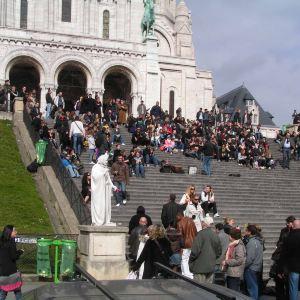 圣心大教堂旅游景点攻略图