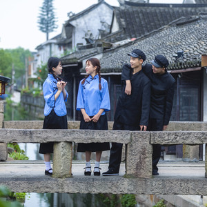 周庄游记图文-周庄:打开课本里的中国第一水乡