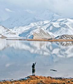 [南疆游记图片] 走吧!和我一起去新疆,看南疆的秋天童话!