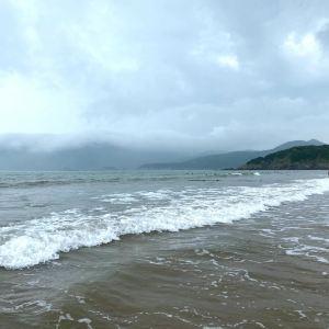 侧脸海滩旅游景点攻略图