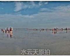 [马来西亚游记图片] 鏡在海中央!