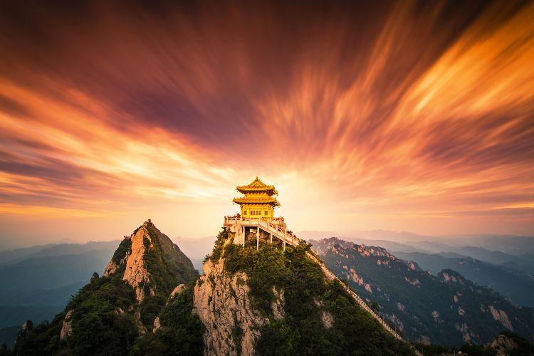 Luoyang Laojun Mountain4