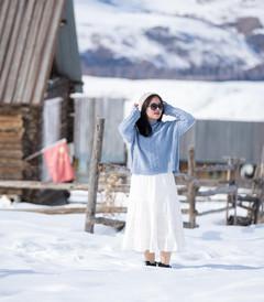 [喀什游记图片] 自驾新疆23天,从无际的茫茫雪原到美丽的花花世界