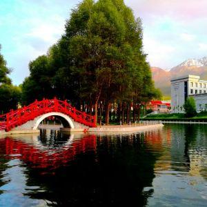 街津山国家森林公园旅游景点攻略图