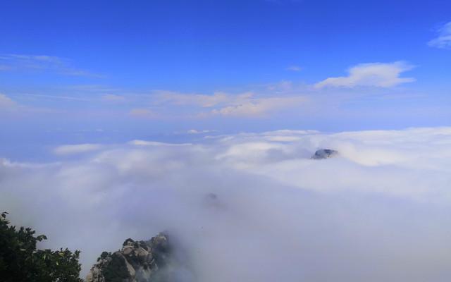 2020年登山系列之:五上华山【多图+视频】