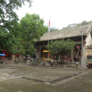 白云寺国家森林公园旅游景点攻略图