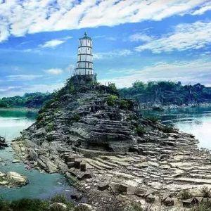 元宝山旅游景点攻略图
