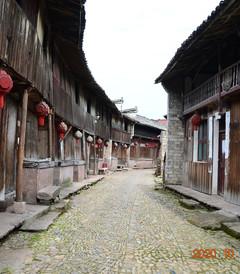 [磐安游记图片] 上海出发,2020杭州磐安仙居自驾4日游(香积寺、榉溪古村、皤滩古镇、高迁古村)