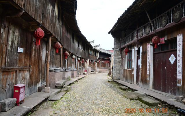 上海出发,2020杭州磐安仙居自驾4日游(香积寺、榉溪古村、皤滩古镇、高迁古村)